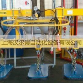 3000kg德国贝克真空泵吸盘吊具不锈钢板材起吊吸盘