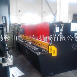 不锈钢剪板机 QC12K-6*3200液压数控剪板机