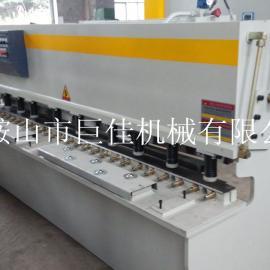 不锈钢剪板机,不锈钢加工用4米剪板机