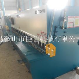 4米液压剪板机 QC12K-8*4000液压剪板机价格
