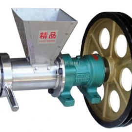 高效挤压面粉膨化机 食品加工设备 长期销售面粉膨化机