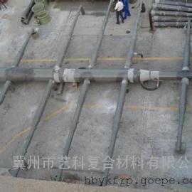 供应脱硫塔喷淋层,玻璃钢喷淋管生产厂家