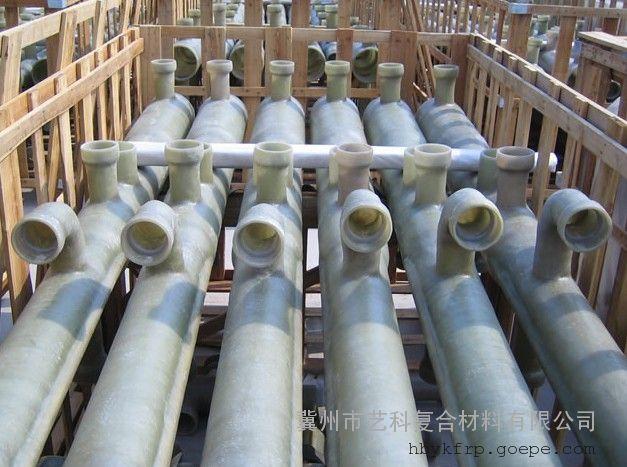脱硫塔喷淋层,玻璃钢喷淋管,脱硫吸收塔喷淋管