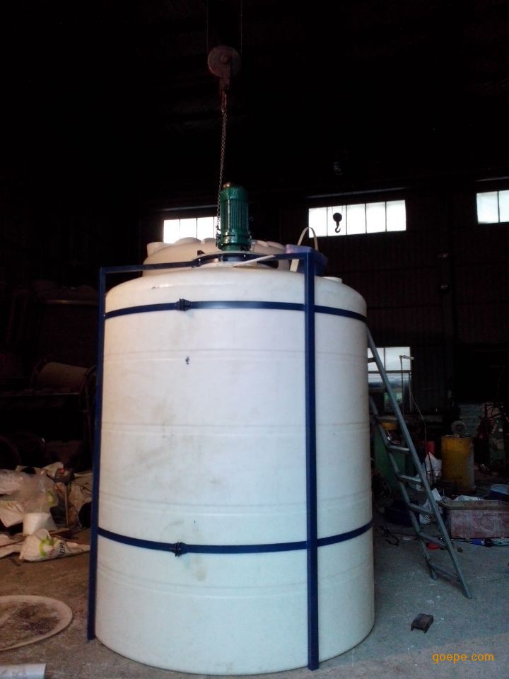 供应化工搅拌装置 酸碱液体搅拌罐 立式搅拌机设备厂家图片