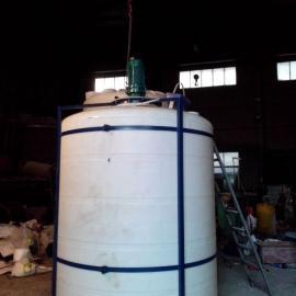 聚羧酸复配设备价格 外加剂搅拌复配罐 外加剂复配搅拌罐
