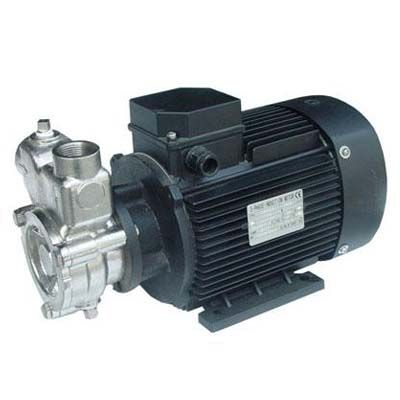 自吸防腐溶气泵25QY-2SS