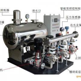 304不锈钢无负压供水设备 生活变频成套供水设备 供水设备