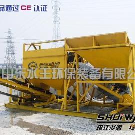 供应水王沙山制沙机械