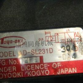 原装进口AD-SL231D-508D气动阀