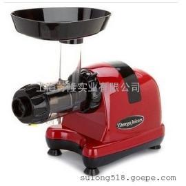 美国Omega J8227榨汁机、欧米茄原汁机、Omega慢速多功能料理机