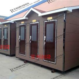 湖南凤凰古城环保厕所 长沙移动厕所厂家
