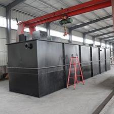 WSZ-A新农村地埋式污水处理设备
