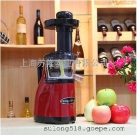 美国欧米茄VRT372HDS-C立式慢速榨汁机