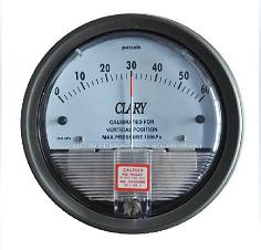 60pa微差压表,GMP认证差压表,医药卫生专用指针差压表