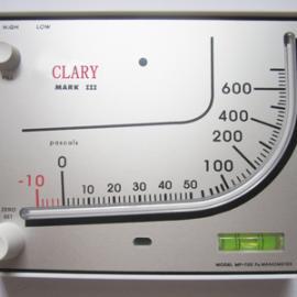 哈尔滨红油差压计,GMP认证车间专用斜管红油差压计