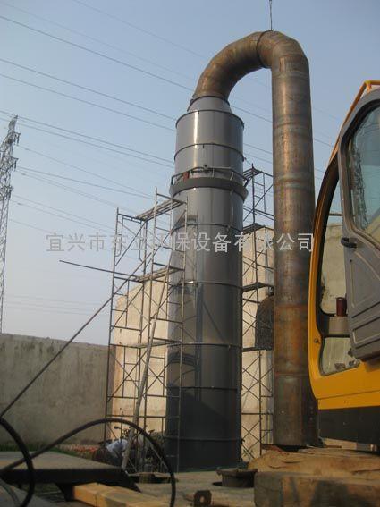 DL型水膜脱硫除尘器