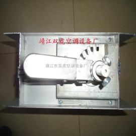 嘉兴电动密闭型风量调节阀、铝合金密闭风量调节阀