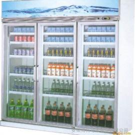 玻璃门展示柜,饮料柜,啤酒柜,冷藏柜,陈列柜