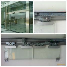 供应自动感应玻璃平移门 冷雨2012型 自动门机组