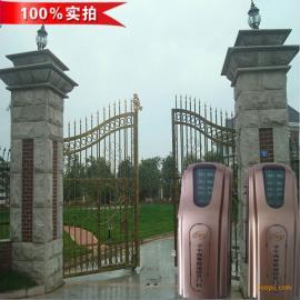 智能遥控对开门机 别墅/铁艺/庭院门开门机 轮式庭院门配件套装门