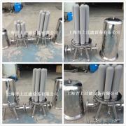 不锈钢钛棒过滤器,钛棒滤芯过滤器,微孔钛管过滤器