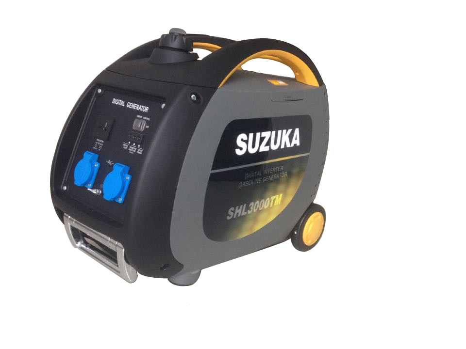 3kw数码变频汽油发电机 静音房车发电机报价