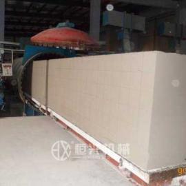 蒸压加气砖生产线 泉州恒兴机械加压砖设备 加气块设备