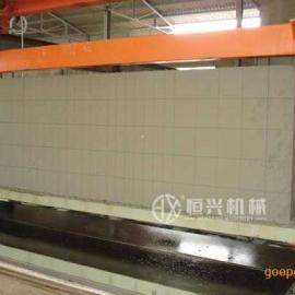 加气混凝土生产线new-4.com恒兴砖机蒸压加气混凝土生产线设备