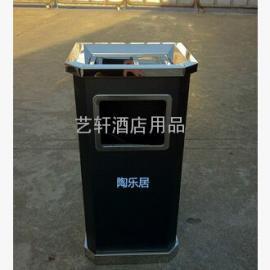 问询达州室内不锈钢垃圾桶价格―绵阳烤漆垃圾桶订做厂家