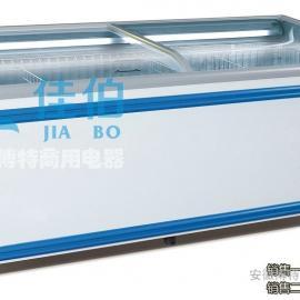 冷冻柜,水饺冷冻展示柜,卧式冰柜冷藏柜,冷冻食品陈列柜