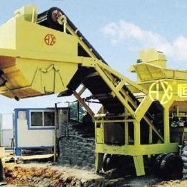 二灰拌和站二灰拌稳定土厂拌设备二灰稳定土拌合站设备恒兴机械