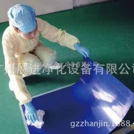 粘尘地板胶一次性粘尘垫脚踏粘尘垫
