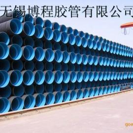 无锡苏州常州镇江南京南通哪里有HDPE双壁波纹管