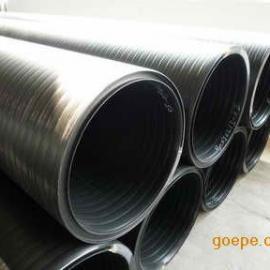 无锡钢带增强聚乙烯(HDPE)螺旋波纹管总代理