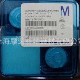 millipore TSTP02500聚碳酸酯膜亲水