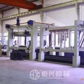 加气混凝土设备恒兴加气混凝土砌块生产线加蒸压气混凝土生产线