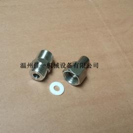 批发不锈钢变送器接头(压力变送器转换接头M20*1.5)