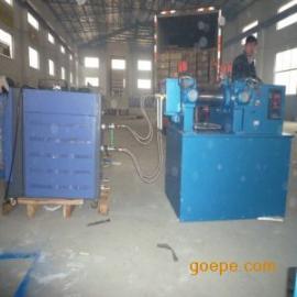鑫城160实验室油加热炼胶机