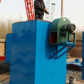 HMC-96单机脉冲除尘器