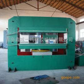 160吨框式小型胶粉轮硫化机