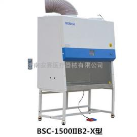 双人单面生物安全柜BSC-1500IIB2-X型 价格