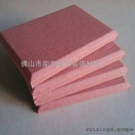布艺吸音软包/防火布艺软包吸音板*生产厂家