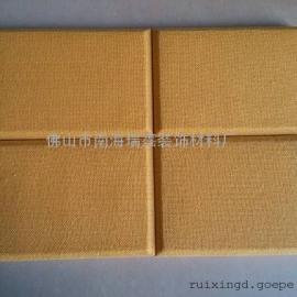优质布艺软包/防火布艺软包吸音板供应厂家
