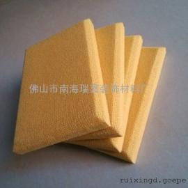 会议室防火软包/防火布艺软包吸音板优质厂家