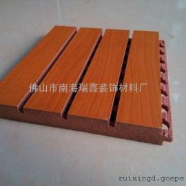 防火槽木吸音板专业厂家,防火木质槽孔吸音板价格