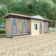 上海华杰飘香公厕,新型飘香移动厕所