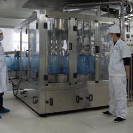 供应河南桶装矿泉水设备-矿泉水生产设备厂家