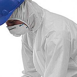 透气隔离颗粒物连体防护服99791 A40防静电防护服