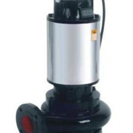 JYWQ水冷内循环自动搅匀式潜水排污泵