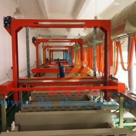 龙门式全自动阳极氧化生产线.阳极氧化设备厂家